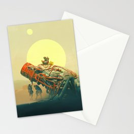 The Engineers Stationery Cards