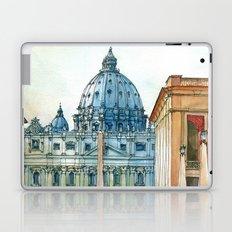 Scorcio di S. Pietro Laptop & iPad Skin
