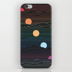 Many Lands Under One Sun iPhone & iPod Skin