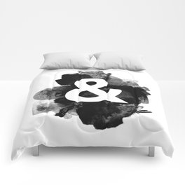 Ampersand Paint Comforters