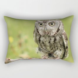 Sweet Pea Rectangular Pillow
