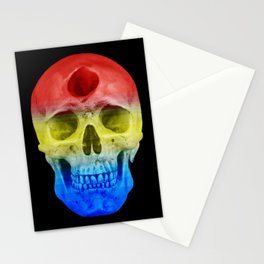 3rd Eye Contact (primary) Stationery Cards