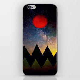 mountain-373 iPhone Skin