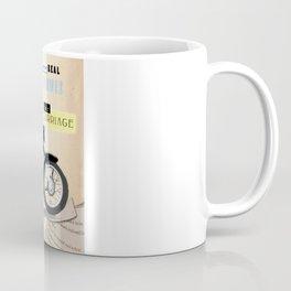 Cinderella Leaves the Ball at Full Throttle Coffee Mug
