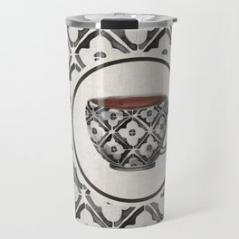 Moroccan Boho Pattern Coffee Mug Travel Mug