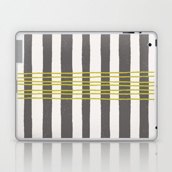 Rows Laptop & iPad Skin