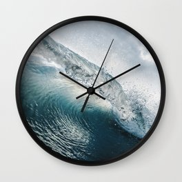 Crystal Rip Curl Surfers Dream Wall Clock