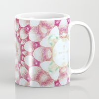 pomegranate Mugs featuring Pomegranate by Truly Juel