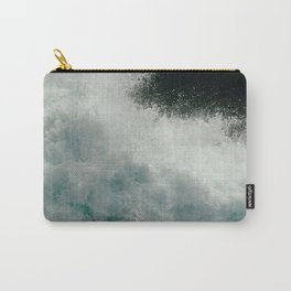 Crossing Cook Strait Carry-All Pouch
