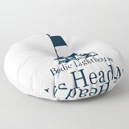 Nags Head - North Carolina. Floor Pillow