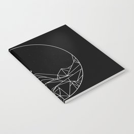 The Night Court Symbol Notebook