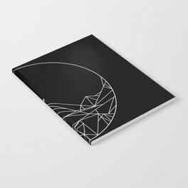 The Night Court Symbol Notebook