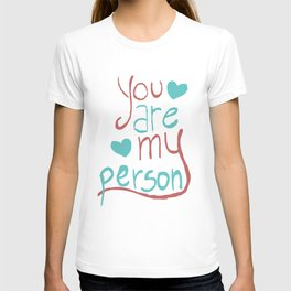 My Person T-shirt
