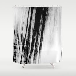 Inked Shower Curtain