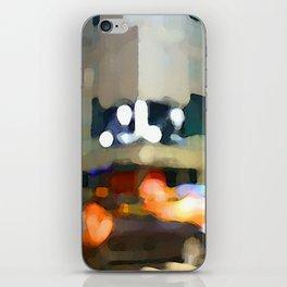 Night Now iPhone Skin