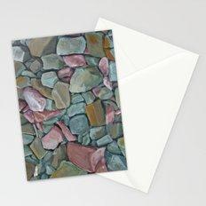 Mosaic Canyon Rockfall Stationery Cards