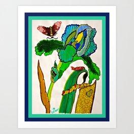"""Noel's Grace (i)"" by ICA PAVON Art Print"
