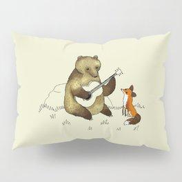 Bear & Fox Pillow Sham