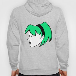 Colorful Lady Heads Hoody