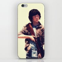 carl sagan iPhone & iPod Skins featuring Carl  by ConnorEden