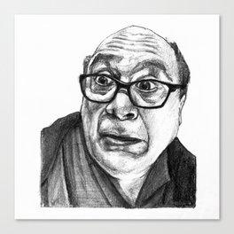 Danny DeVito Canvas Print