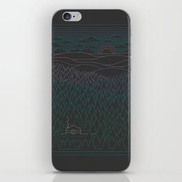 The Little Clearing iPhone Skin