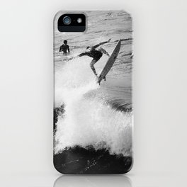 Surfer Launches Off Wave iPhone Case