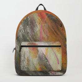 Abstract Secret Garden Backpack