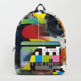 Television Art Backpack