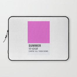 Pantone - Summer Laptop Sleeve