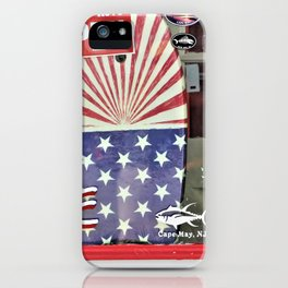 Summer's Calling iPhone Case