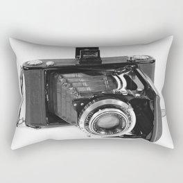 515 2 Zeiss Ikon Tessar Folding Vintage Camera Rectangular Pillow
