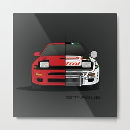 Celica GT-four Metal Print