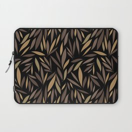 Willow leafs braun Laptop Sleeve