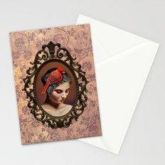 Dame Kardinal Stationery Cards