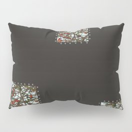 Patched Pillow Sham