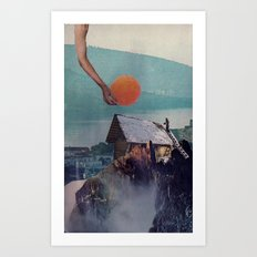 vacation Art Print