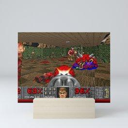 DOOM I Mini Art Print