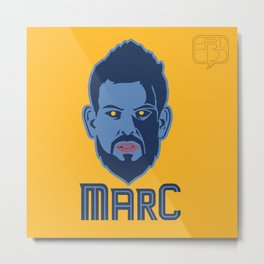 Marc Gasol Metal Print