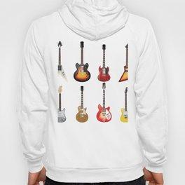 Vintage Electric Guitars Hoody