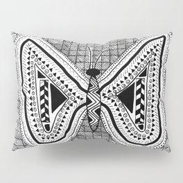 Hopeful Butterfly Pillow Sham