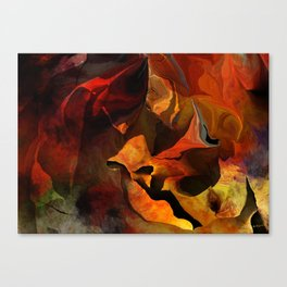 Necromancer Canvas Print