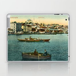 Vintage Golden Horn Constantinople ca 1900  Laptop & iPad Skin