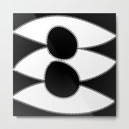 eyes on me Metal Print