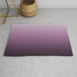 Purple , ink , viola , gradient , Ombre Rug