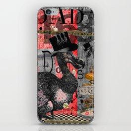 Dada Dodos iPhone Skin