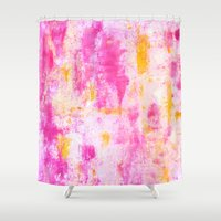 fancy Shower Curtains featuring Fancy by T30 Gallery