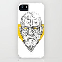 Heisenberg - Breaking Bad iPhone Case