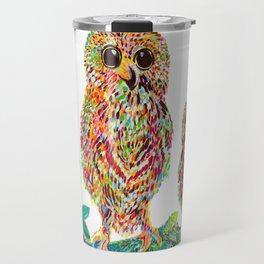 Lil roo Owl Travel Mug