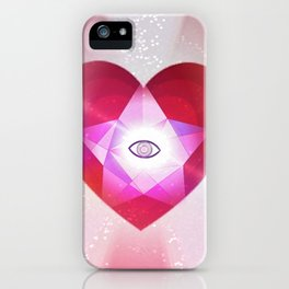 Jewish Star Of Protection iPhone Case